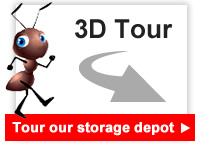 Take a 3D tour of our Preston Storage Depot